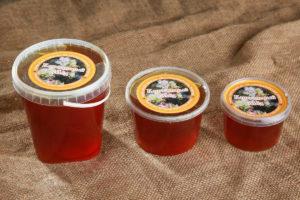 Каштановый мед. Урожай 2021 года
