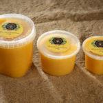 Подсолнечниковый мёд. Урожай 2021 года
