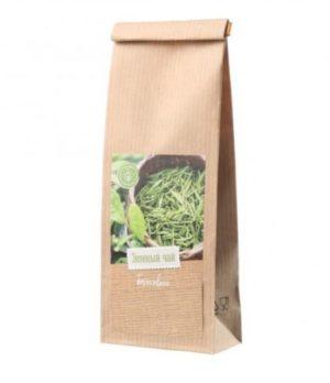 Зелёный листовой чай, 40 грамм