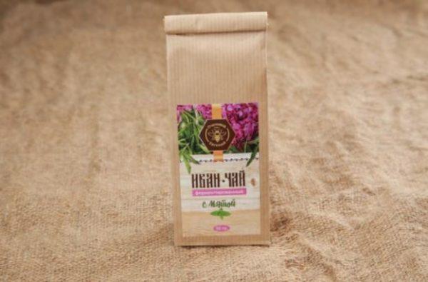 Иван-чай с мятой, 40 гр