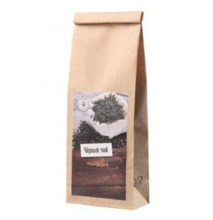 Чёрный листовой чай, 40 грамм