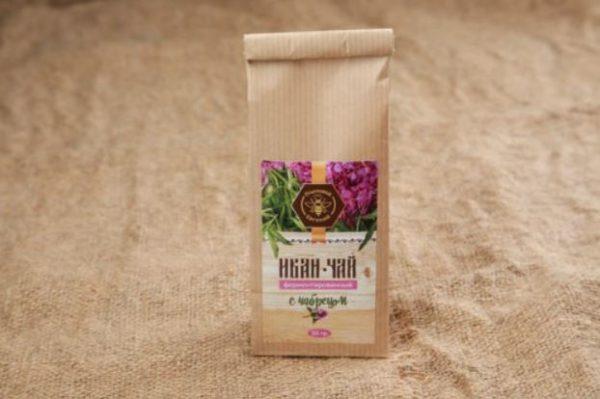 Иван-чай с чабрецом, 40 гр