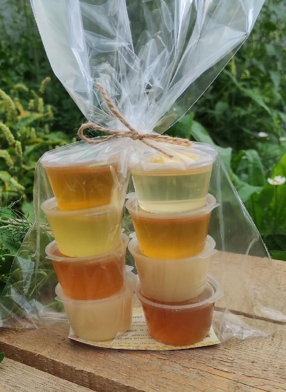 Дегустационный набор мёда. Урожай 2021 года!