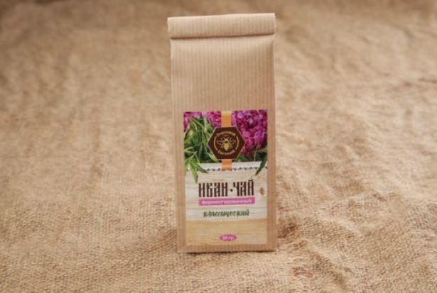 Иван-чай ферментированный, 40 гр. (кипрей)