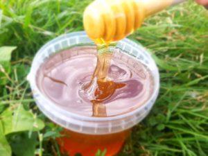 Кленово-майский мёд